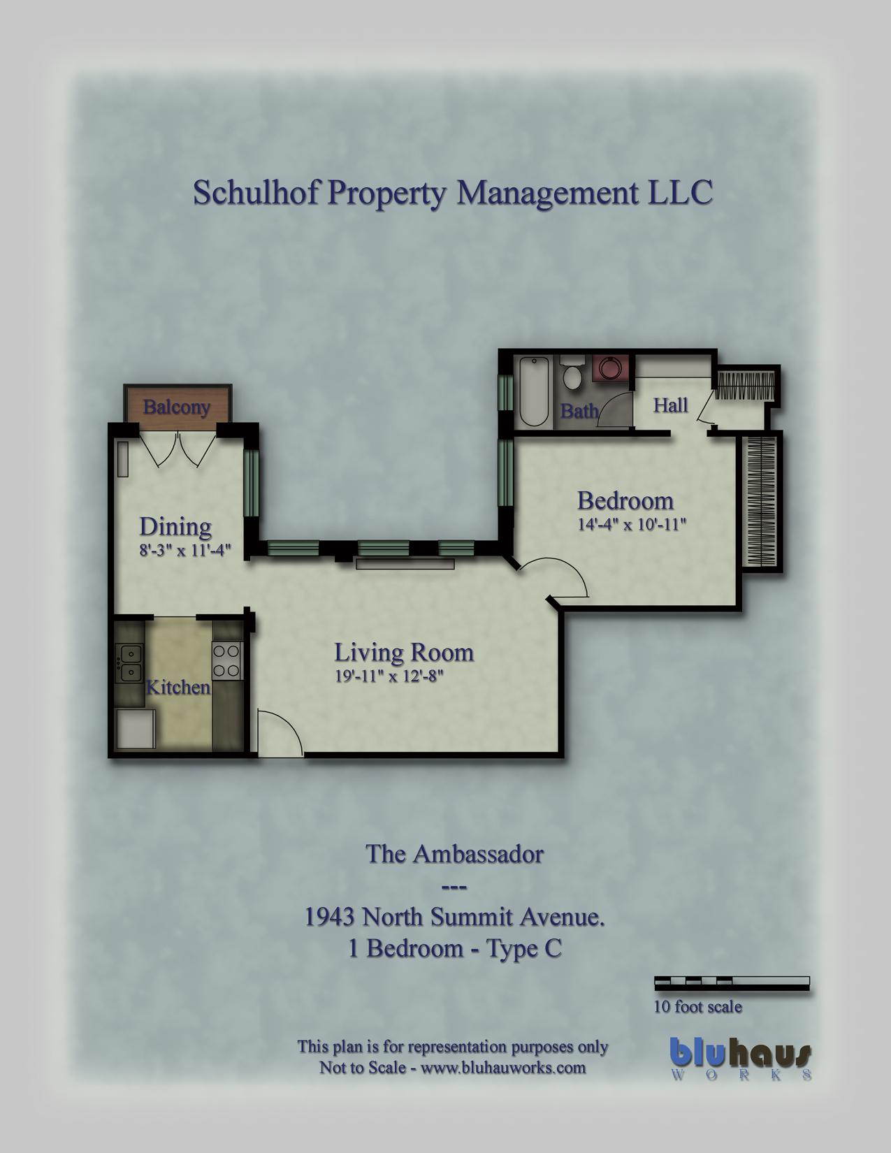 The Ambassador Apartments